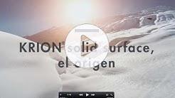 KRION® Solid Surface | PORCELANOSA Grupo