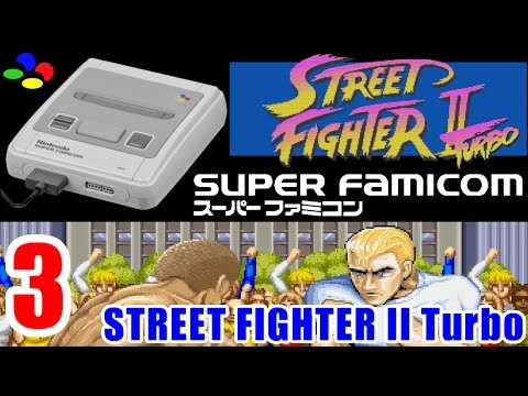 [3/4] Ryu - STREET FIGHTER II Turbo(SUPER Famicom/SNES)
