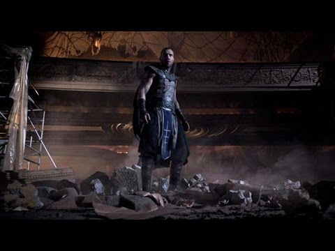 i frankenstein gideon - photo #15