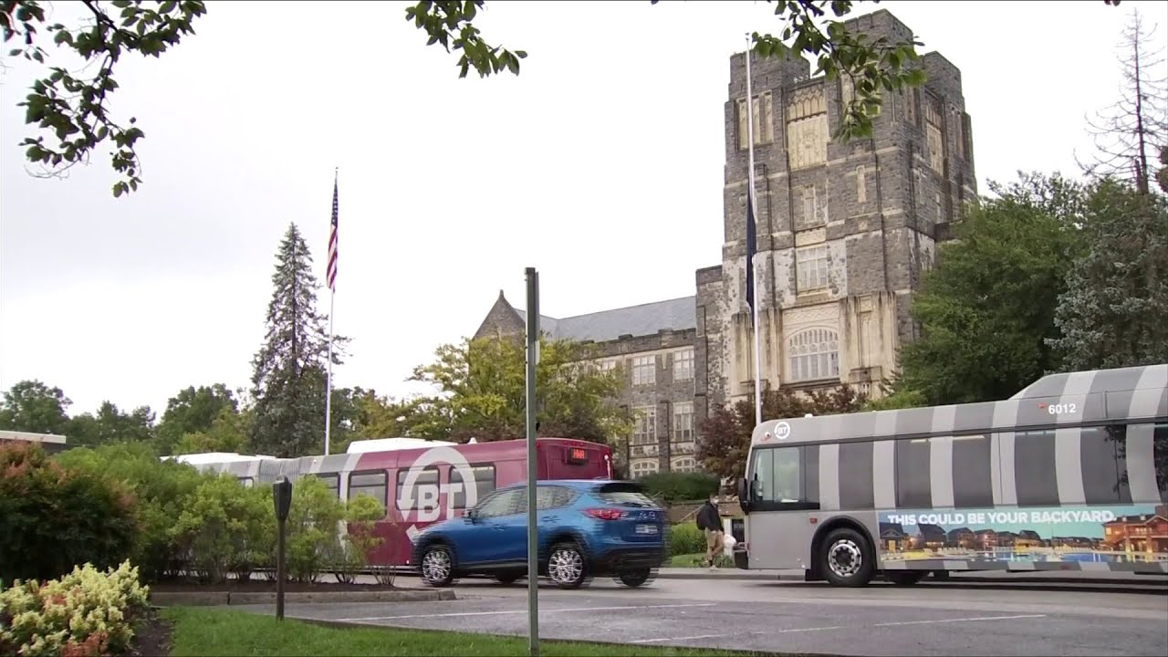 Virginia Tech Reports 178 Covid 19 Cases Youtube