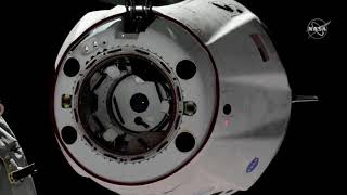 SpaceX Crew Dragon Undocks From Space Station