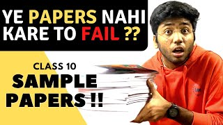Sample Papers Review Ultimate Guide for Sample Papers to Score 95 in Class 10 Boards