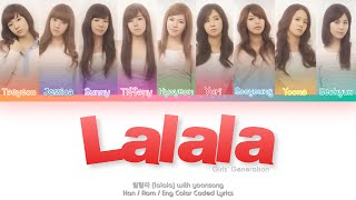 Girls' Generation (소녀시대) 랄랄라 (Lallalla) with Yoon Sang Color…