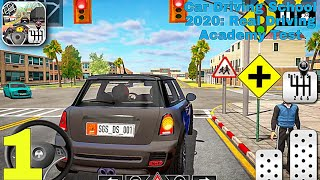 Car Driving School 2020: Real Driving Academy Test    Android Gameplay    Part 1 screenshot 3