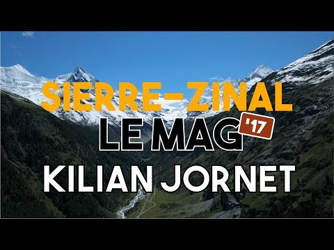 Sierre-Zinal 2017 - Kilian Jornet