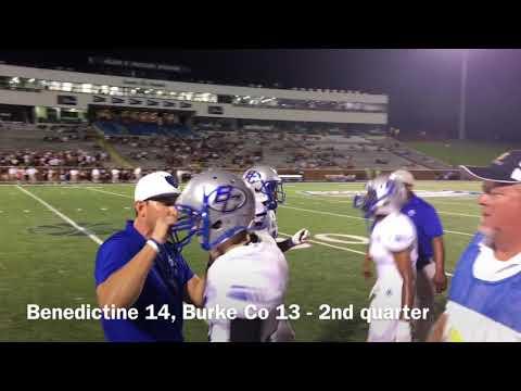 Benedictine 23, Burke County 22 - Erk Russell Classic