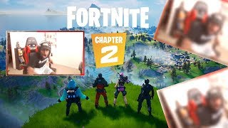 I Played My First Game Of Fortnite Chapter 2 Season 1 & People Doubted Me :(