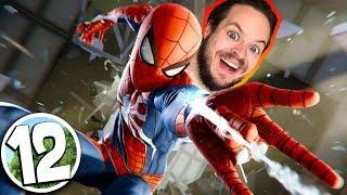 JEG ER DÅRLIG TIL AT SNIGE 🕷️ Marvel's Spider-Man PS4 #12 (DANSK LETS PLAY)