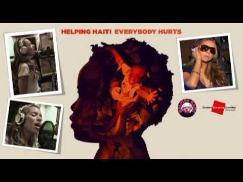 Helping Haiti • Everybody Hurts • Radio Premiere