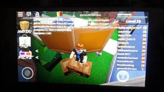 PLAYING ROBLOX MUDER MYSTERY 2ND TIME