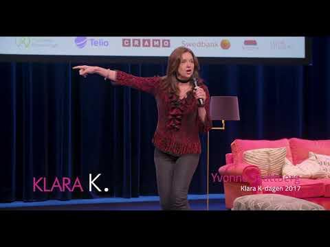 Klara K-dagen 2017 – Yvonne Skattberg