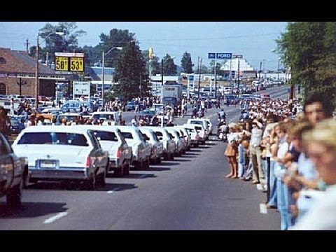 ☆ELVIS: STATE FUNERAL OF THE KING,1977 ☆ 2 DAYS AFTER EP's DEATH