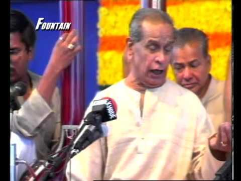 Pt. Bhimsen Joshi - Jai Jagdishwari Mata Saraswati - Savai Gandharva