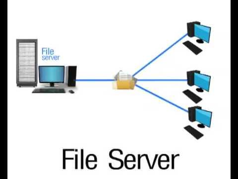 ส่วนประกอบของระบบเครือข่าย