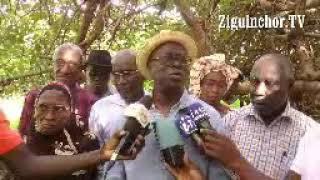 Ziguinchor TV, Oussouye, Santhiaba Manjacque, Youtou, GRPC, Robert Sagna, Sur le choix de Youtou pou