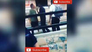 Man get tased and beat up by Burger King employees - (must watch)💀😂😂