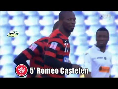 Gol Romeo Castelen - Es Sétif 0 Vs Western Sydney Wanderers FC 1 - Mundial de Clubes 2014