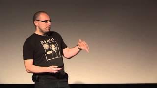 Nikdo nepřežije: František Fuka at TEDxHradecKrálové