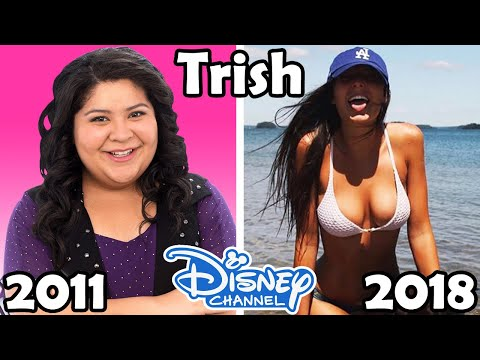 Disney Channel Famous Girls Stars Before and After 2018 Then and Now