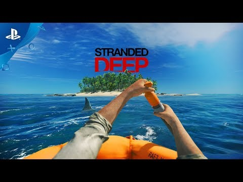 Stranded Deep – Official Trailer | PS4