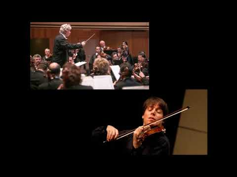 Concert of the Budapest Festival Orchestra & Joshua Bell at Liszt Academy, Hungary