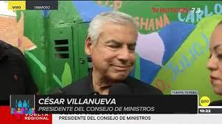 Referéndum 2018 | César Villanueva: