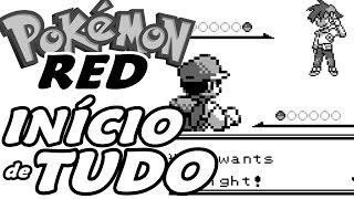 Pokémon Red and Blue Version  - O Início de Tudo!