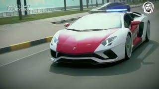 Lamborghini UAE upload on Instagram