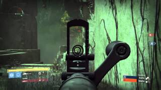 Destiny PS4 No Land Beyond Montage 6 featuring Acetone by The Crystal Method