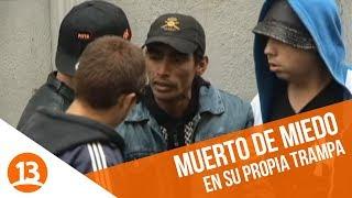 De victimario a víctima | En su propia trampa | Temporada 2012