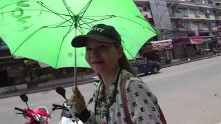 ЗАБЛУДИЛИСЬ в центральной Паттайе! Как добраться по южной улице Паттайи до ТЦ ТукКом в Таиланде?
