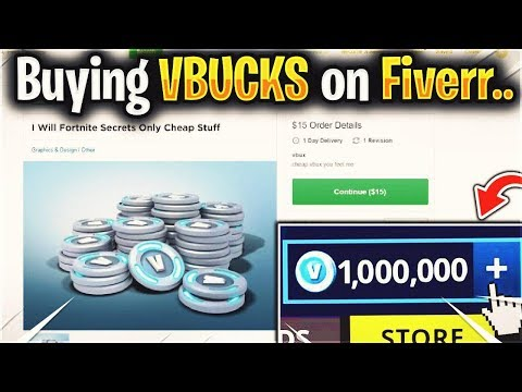 So I Bought Cheap VBUCKS On