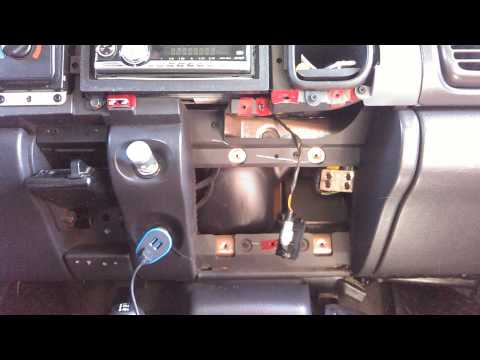 1998 2002 Dodge Ram 1500 3500 Cup Holder Youtube