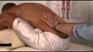 Walt Fritz: Lumbar Myofascial Release Lift to Reduce Lumbosacral Tightness