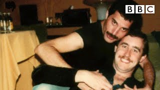 'I worked for the man Freddie Mercury more than the superstar', Peter Freestone - BBC