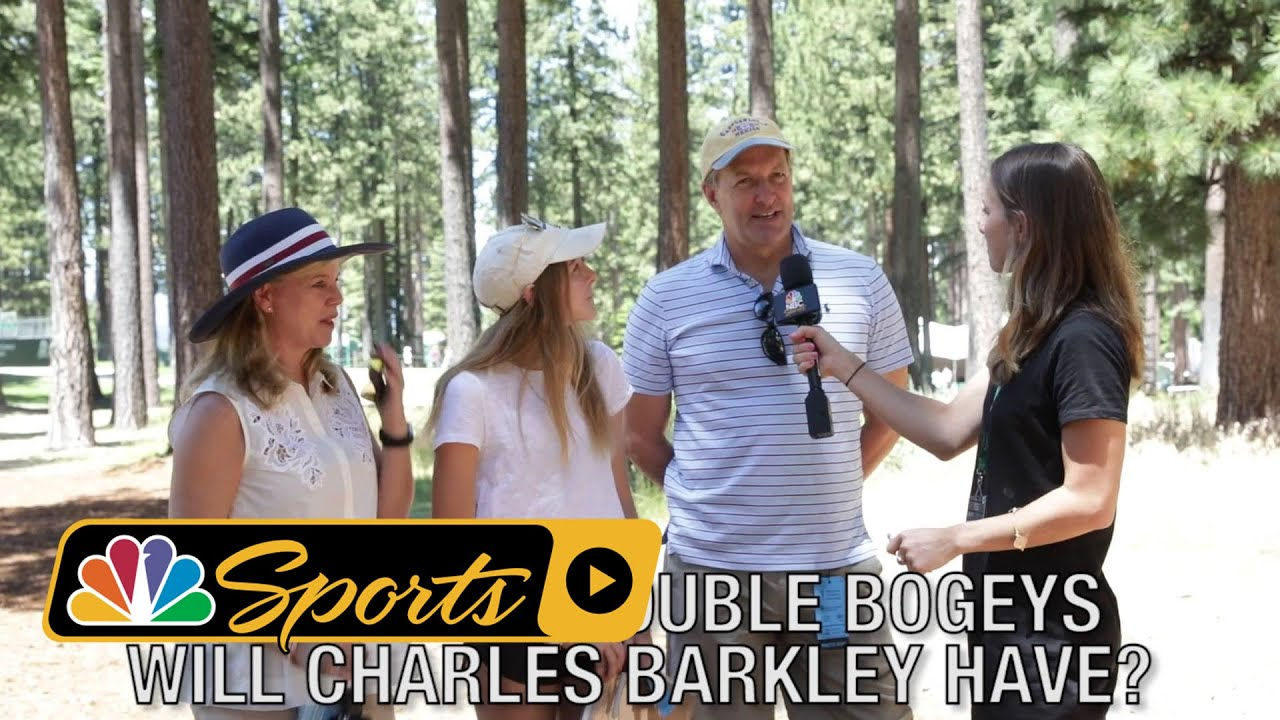 ACC Championship: Charley Barkley most likely to throw a club in the lake I NBC Sports