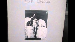 Raksha Mancham - Portrait In Black