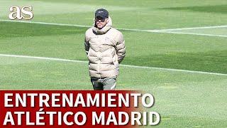 ATLÉTICO DE MADRID EN DIRECTO I  Entrenamiento con Simeone, Oblack, Dembele | Diario As