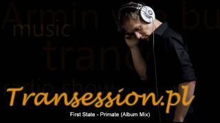 First State - Primate (Album Mix)