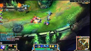 League Of Legends Ep.1  checking out new ashe