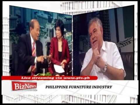 [PTV] BizNews: Philippine Furniture Industry || March 10,2014