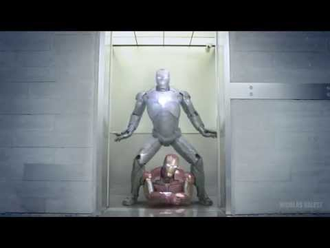 PSY - GENTLEMAN NEXT HIT (IRON MAN GANGNAM STYLE PARODY)