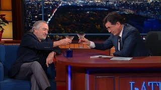 Robert De Niro on Donald Trump