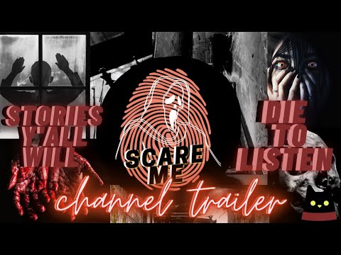 OFFICIAL CHANNEL TRAILOR 2021 -Scare Me