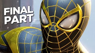 GOLD SPIDER-MAN SUIT in SPIDER-MAN MILES MORALES PS5 Walkthrough Gameplay Part 23 (Playstation 5)