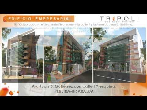 TRIPOLI BUSINESS CENTER EN PINARES PEREIRA