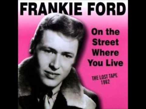 Frankie Ford with Huey Smith - Roberta