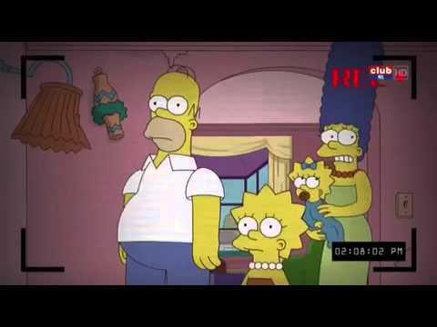 Free Les Simpson Horror Xxv 25 Saison 26 Canal Lol HD