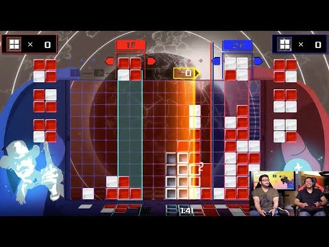 Let's Play Lumines Remastered