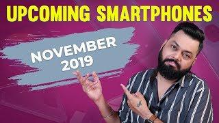 New Phones - Best Upcoming Mobile Phones in November 2019 ⚡⚡⚡⚡